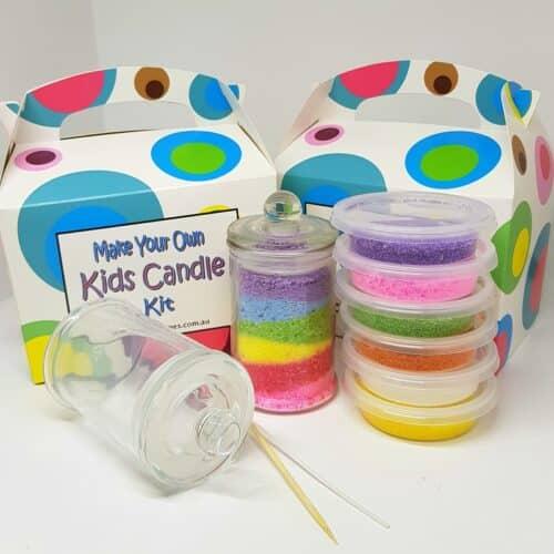 kids candle kit