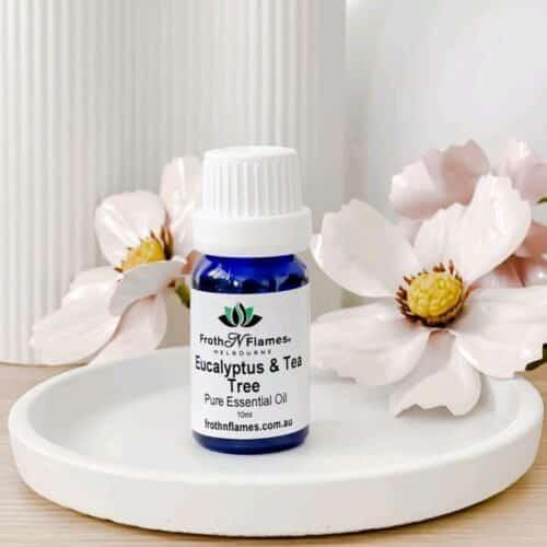 Eucalyptus & tea Tree Essential Oil