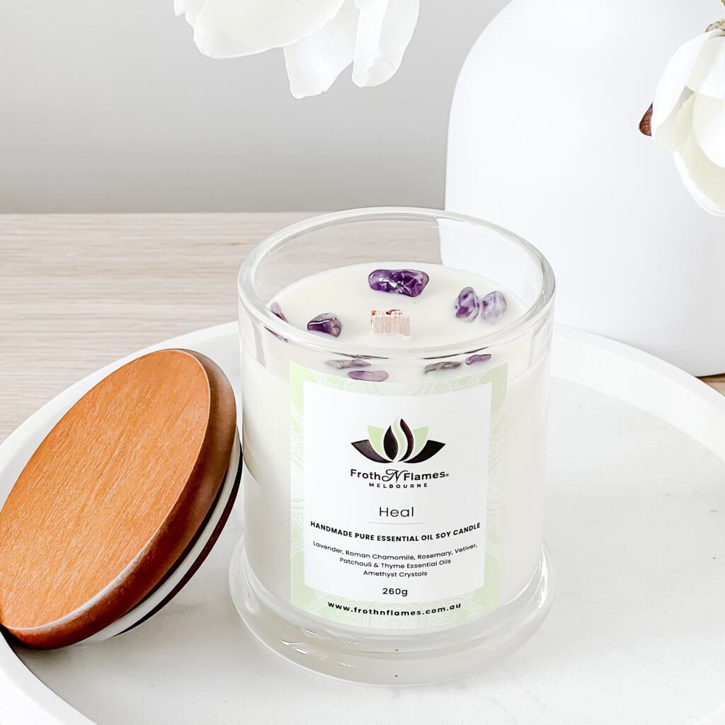 Heal Essential Oil Candle