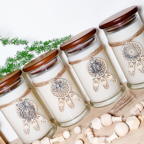dream catcher candles