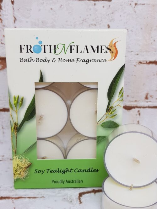 unscented tealights