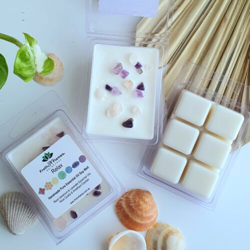essential oil melts relax