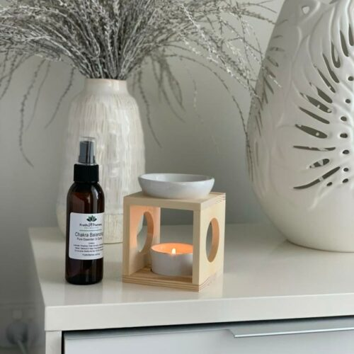 Timber TeaLight Oil Burner