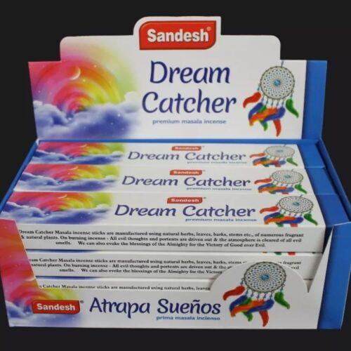 incense dream catcher