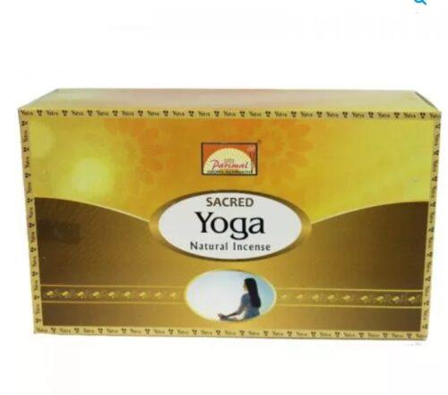 Sacred Yoga Incense
