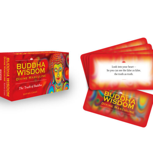 buddha Wisdom Masculin mini cards