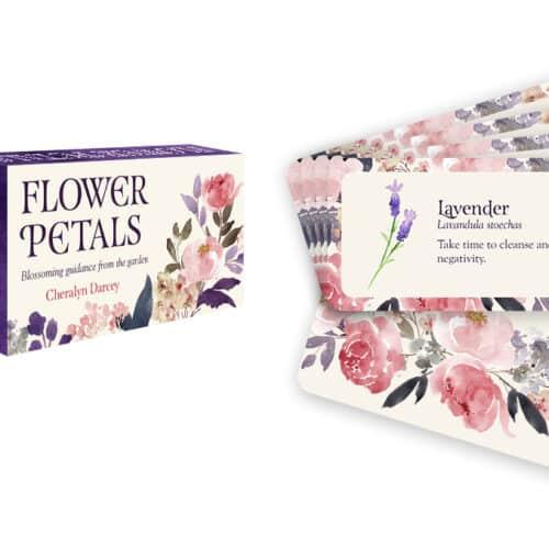 flower petals box