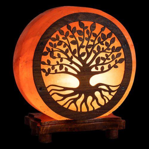 Tree of Life Himalayan Salt Lamp