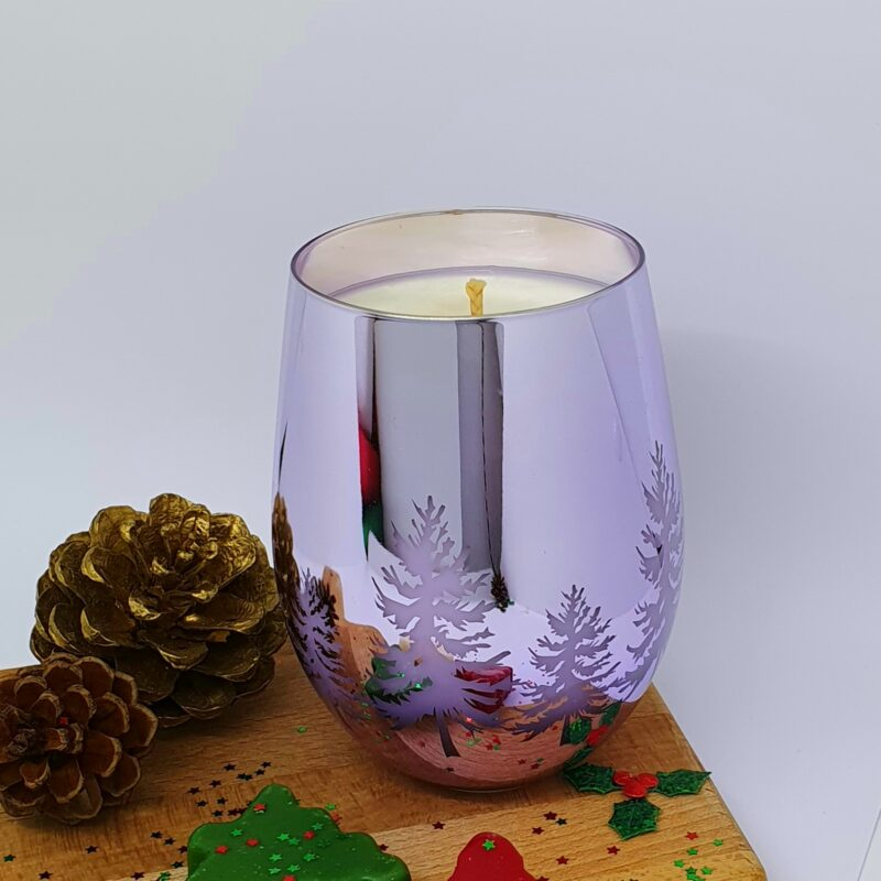 christmas candle hansel and gretels house scent